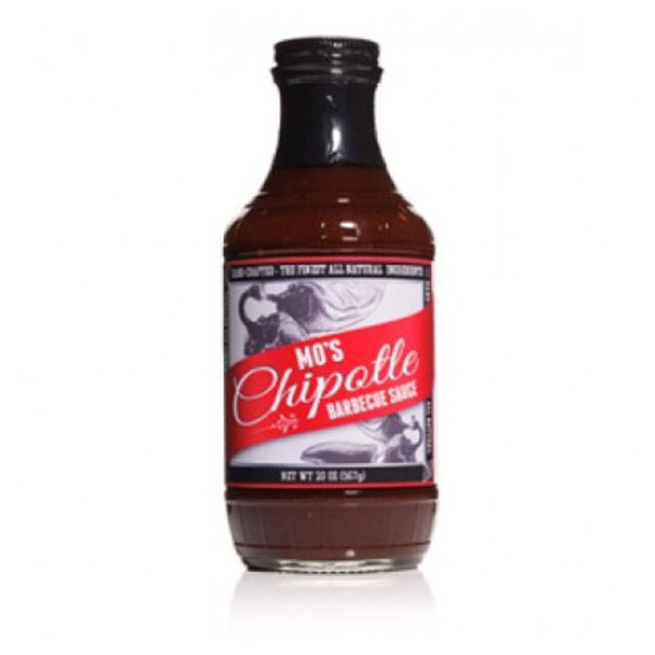 Mo's Chipotle Barbecue Sauce, 567g