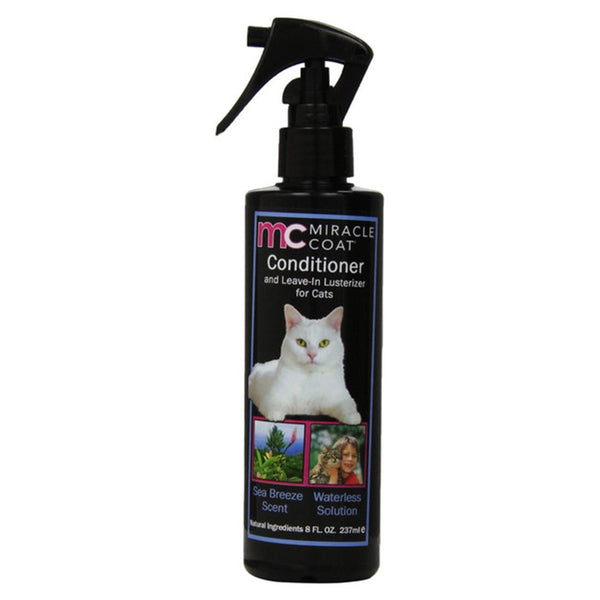 8 OZ LEAVE-IN CONDITIONER AND Lusterizer for Cats 8 oz