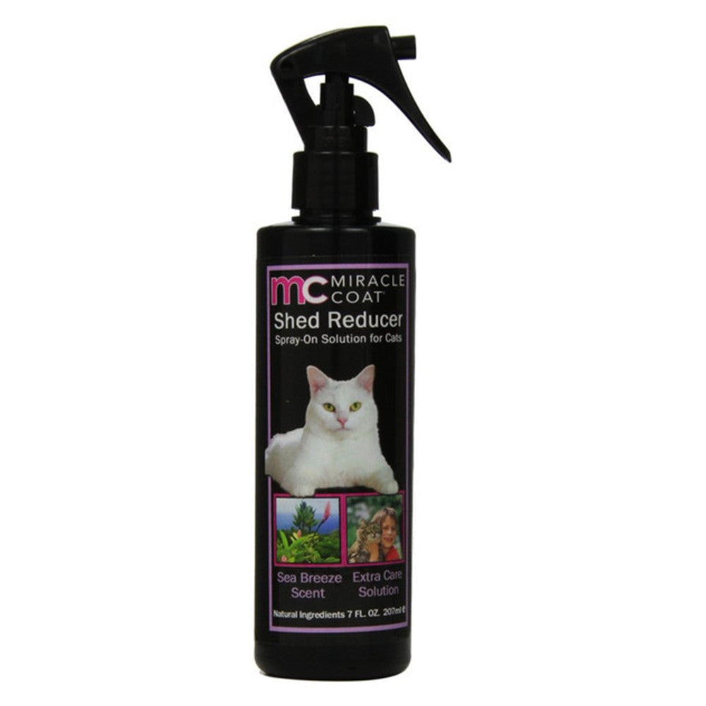 7 OZ SPRAY ON SHED REDUCER FOR CATS