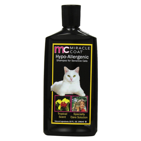 10 OZ HYPO-ALLERGENIC CAT SHAMPOO