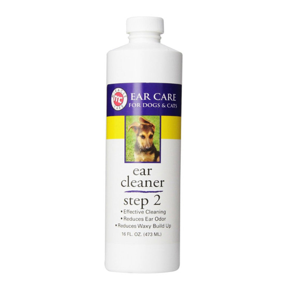 MiracleCare EAR CLEANER 16 oz