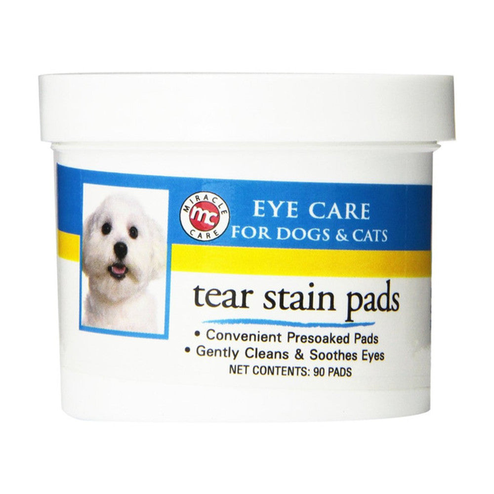 EYE CLEAR CLEANING PADS 90 CT
