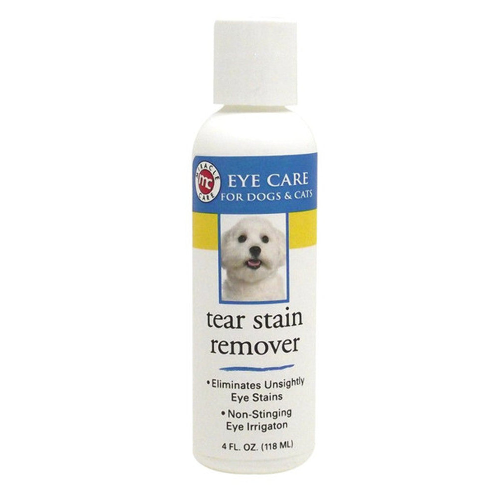 Miraclecare Eye Clear Tear Stain Remover 4 oz