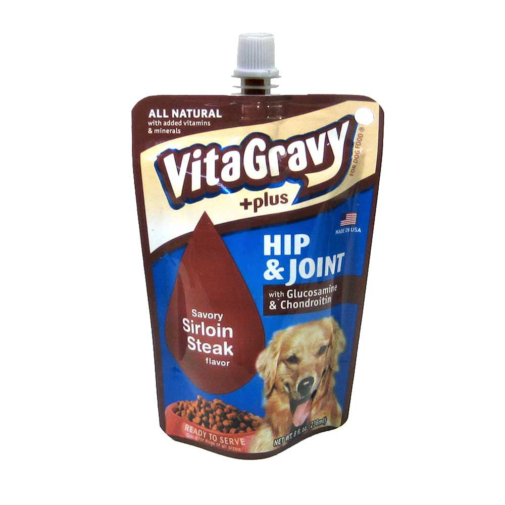 VitaGravy Hip & Joint - Sirloin Steak