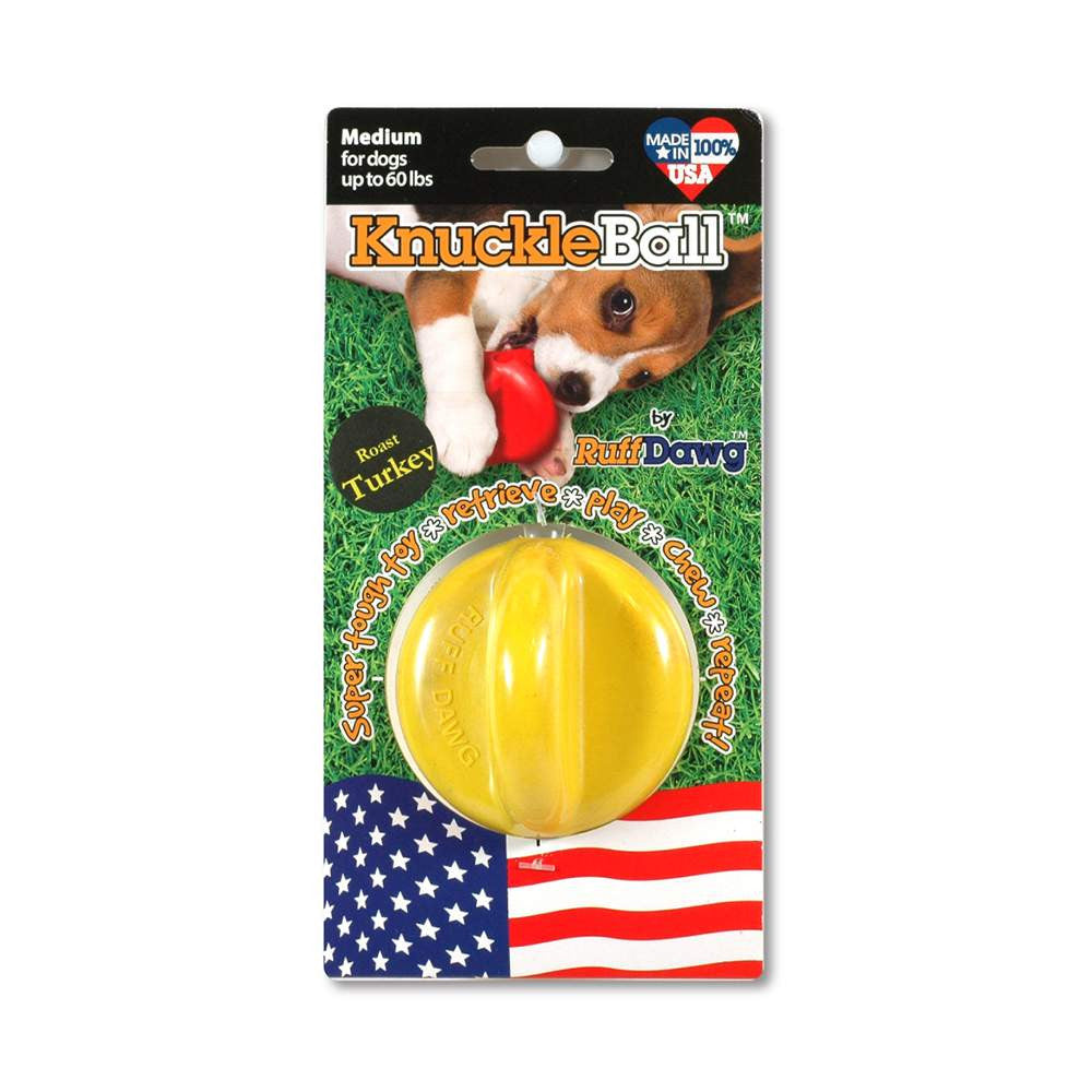 Ruff Dawg KnuckleBall - Medium