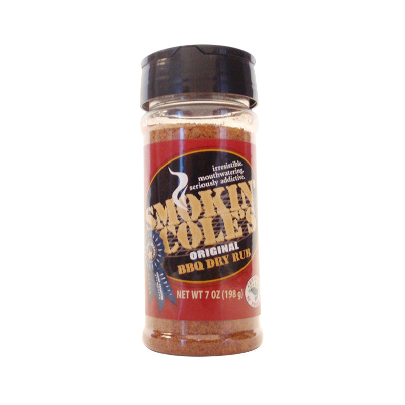 Smokin' Cole's Original Dry Rub