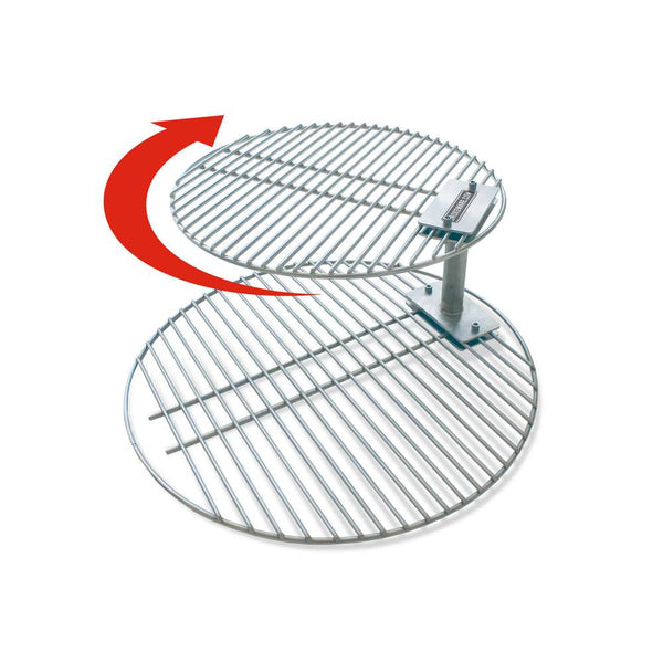"Smokeware Grate Stacker + 16"" Grill Grate Set"