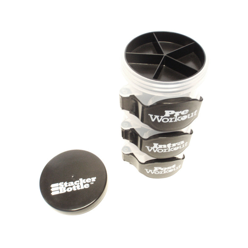 Stacker Bottle Supplement Dispenser