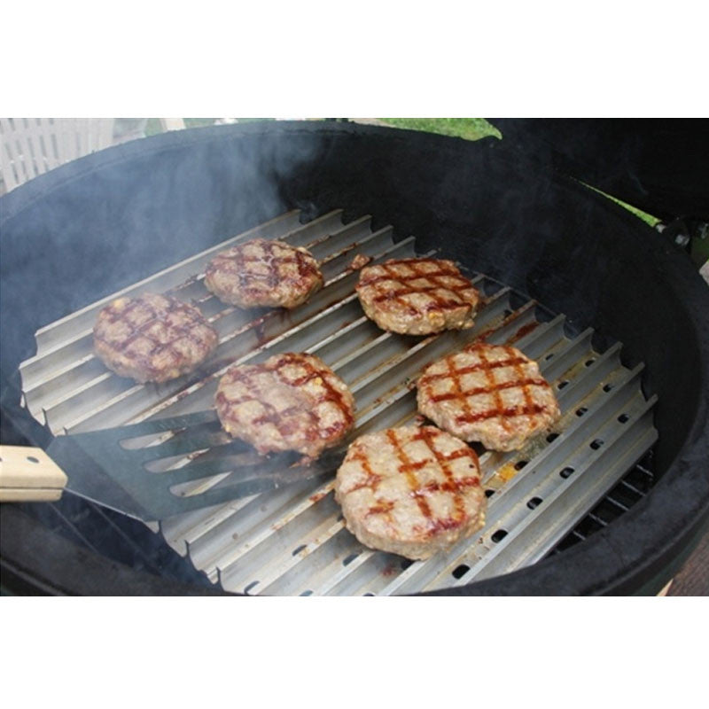 GrillGrates Infrared Raised-Rail Grilling Surface