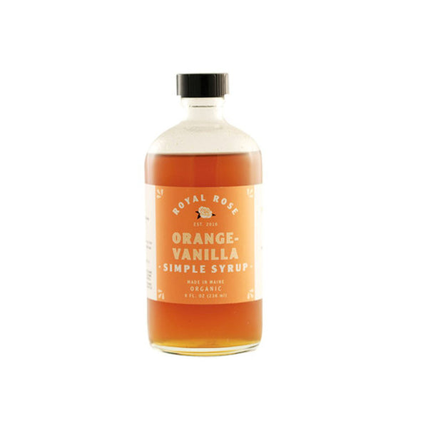 Royal Rose Orange Vanilla