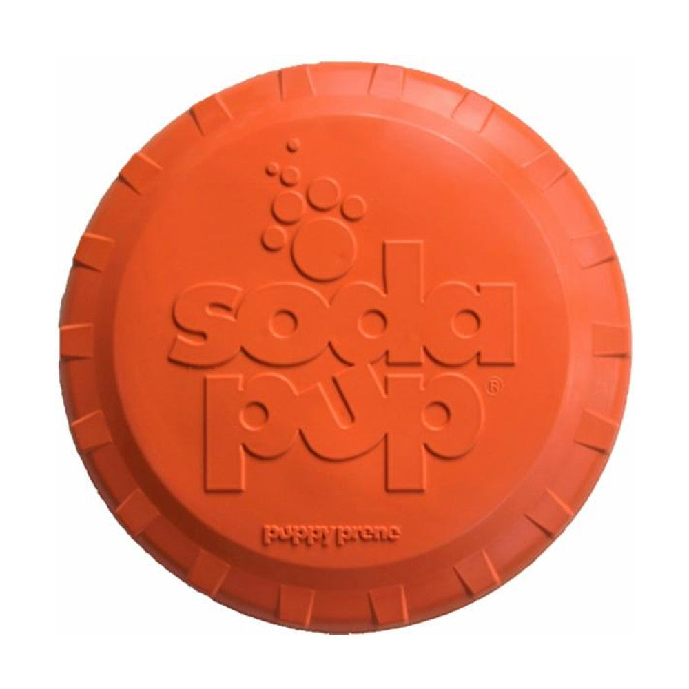 Large Bottle Top Flyer - Orange Squeeze