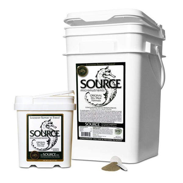 Source Micronutrients - Original Dry Meal