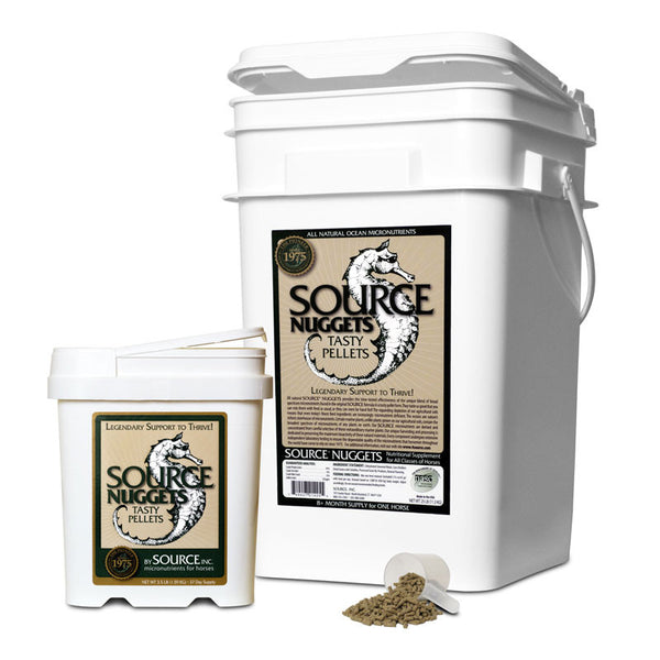 Source Nuggets - Tasty Pellets