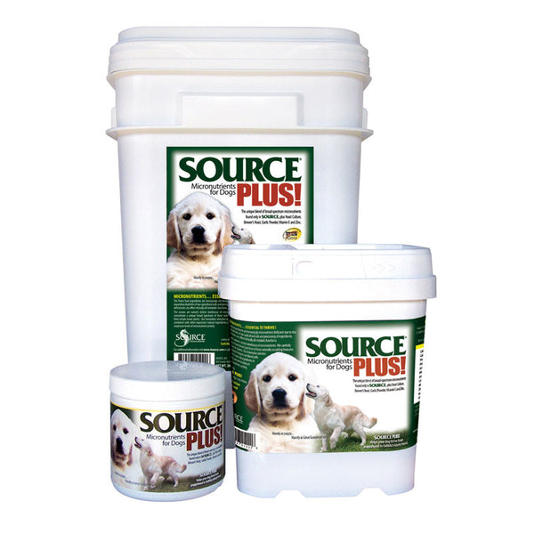 Source Plus for Canine Health
