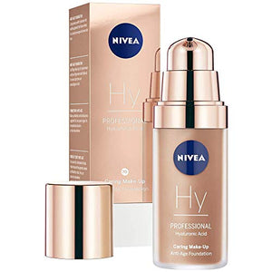 NIVEA PROFESSIONAL Hyaluronsäure Anti-Age Make-Up Foundation, 30W
