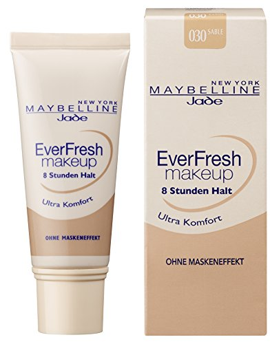 Maybelline New York Make-Up EverFresh, Sand 030, 1er Pack (1 x 30 ml)