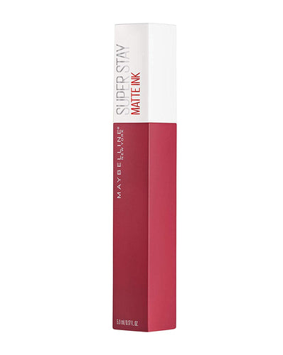 Maybelline Super Stay Matte Ink Un-Nudes Lippenstift, Nr. 65 Seductress, 5 ml