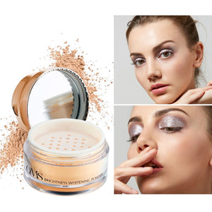 kosmetischer Make Up Puder