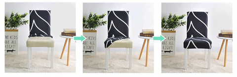 How to Install Chair Cover