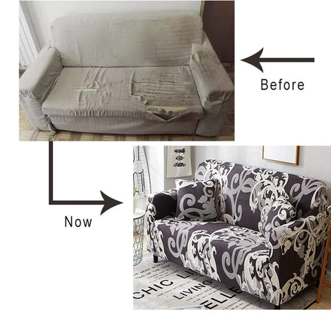 Recover old Worn out Sofa