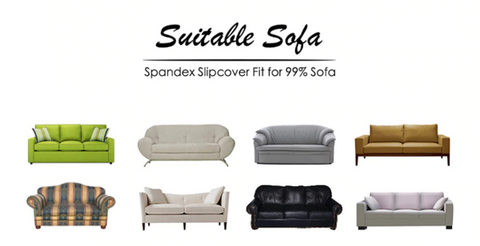 Types of sofa suitable for sofa cover