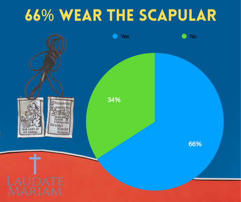 Scapular of Our Lady of Mt. Carmel Survey Results