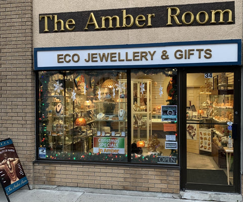 The Maber Room retails store in Kingston, ON
