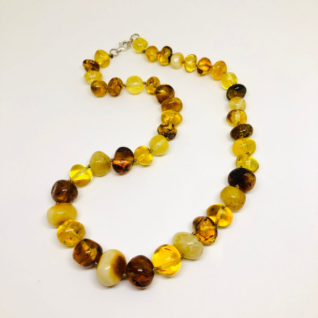 Amber Multicolur Necklace