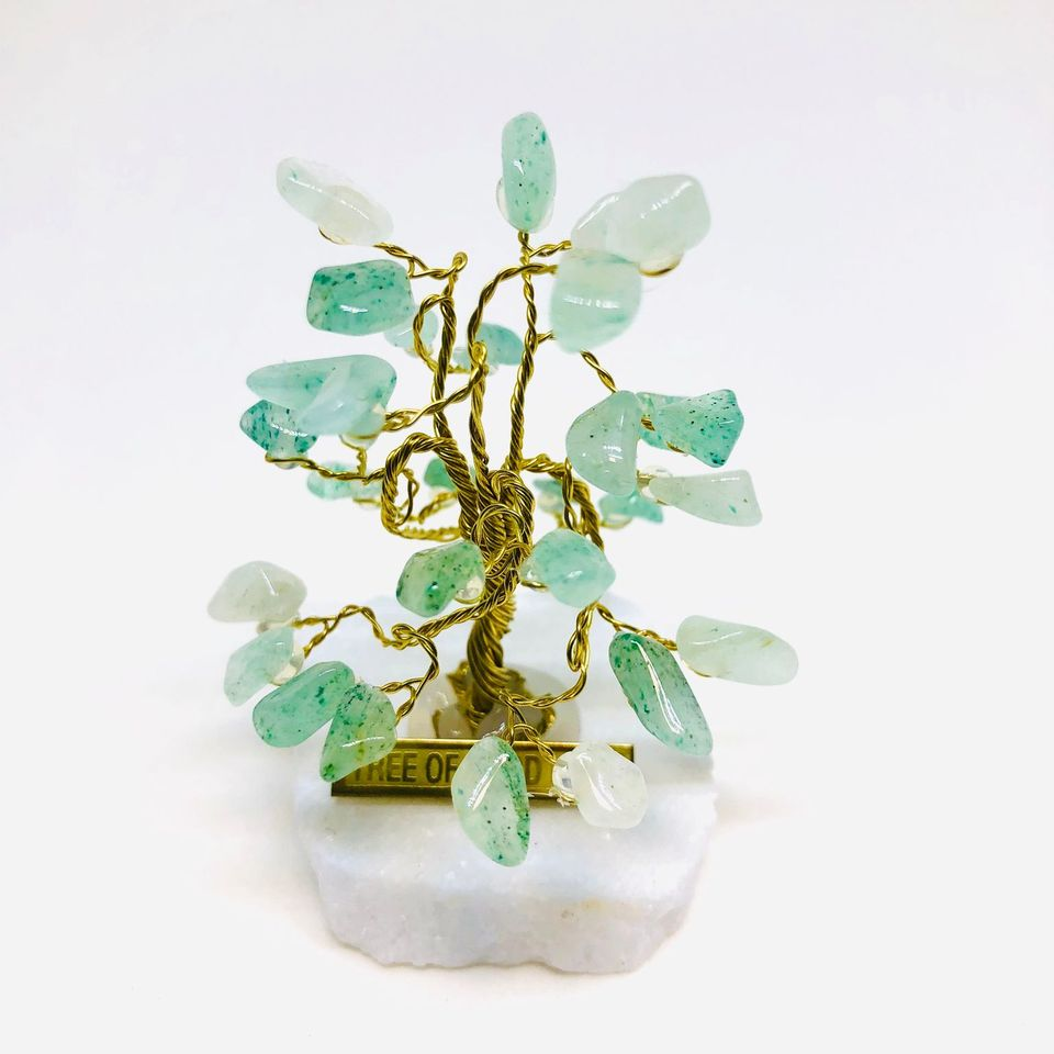 AVENTURINE Tree Of Good Luck - R0