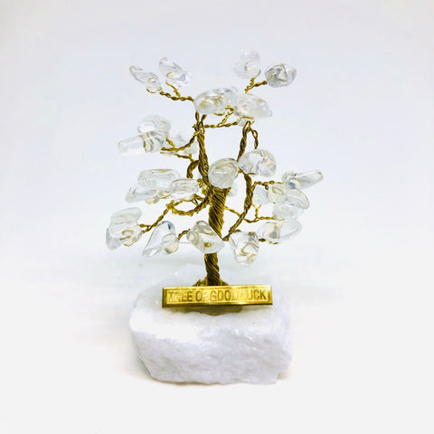 CRYSTAL Tree Of Good Luck - R0