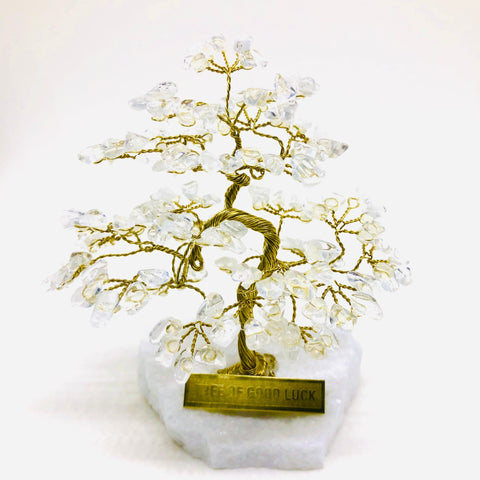 CRYSTAL Tree Of Good Luck - R4