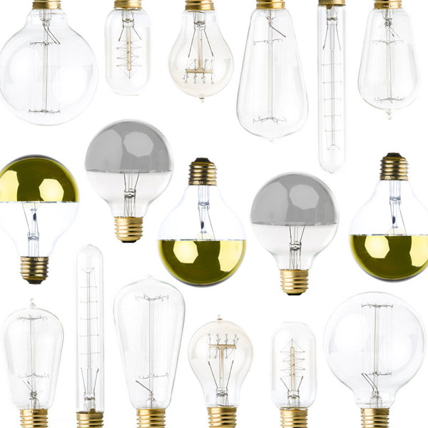 Vintage Incandescent Bulbs