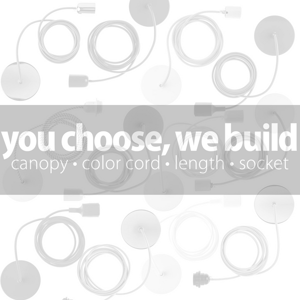 You Choose, We Build