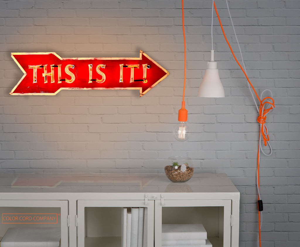 All Signs Point To Neon Color Cord Company