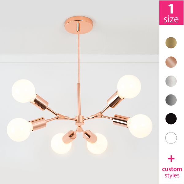 Widget Trio Pendant Light