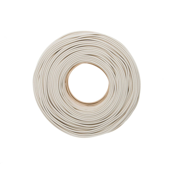 Diy Flat Parallel Wire Spt 1 Ivory Color Cord Company