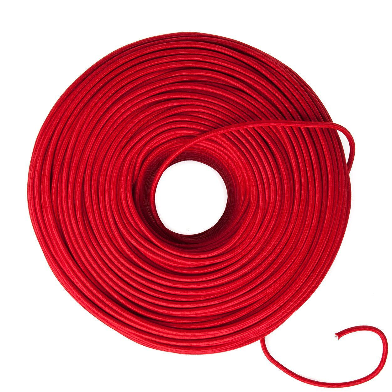 Co color cardinal red - Diy Fabric Wire By The Foot Cardinal