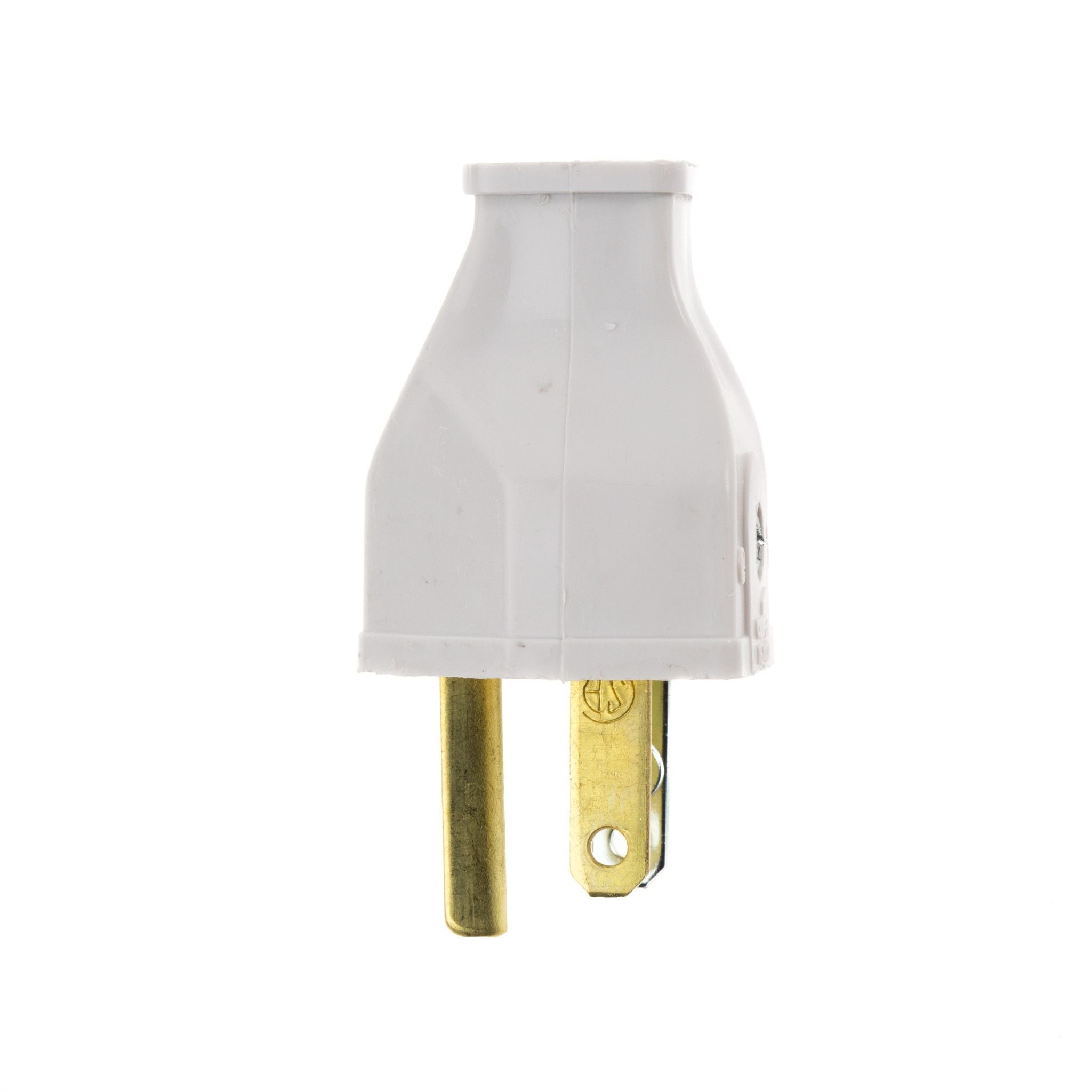 Cord Plug End Light Color Company Lamp Wiring Ends White Removable 3 Prong