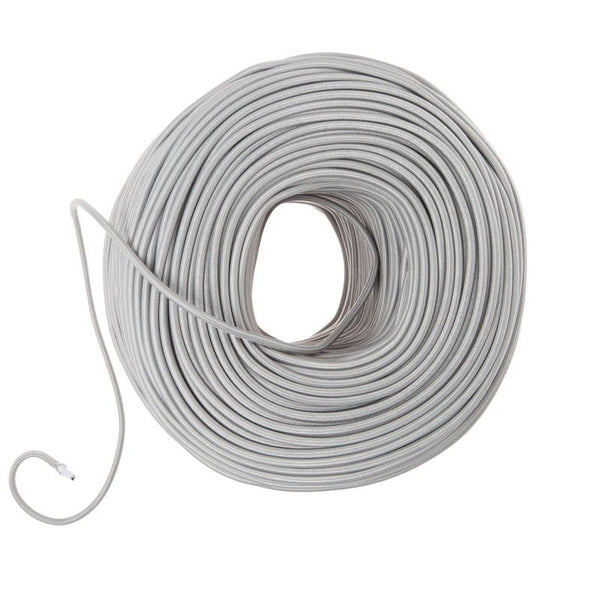 So Cord Listed 3 4 5 Conductor So Sow Cable Flexible Cored: Cloth Covered Wire - Silver