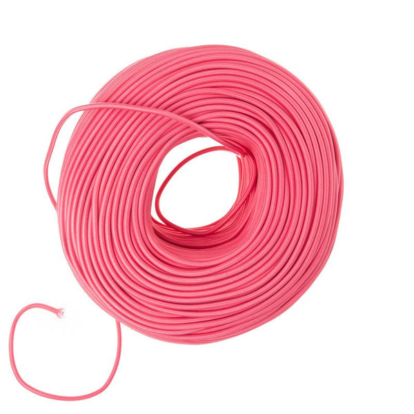 So Cord Listed 3 4 5 Conductor So Sow Cable Flexible Cored: Cloth Covered Wire - Pink