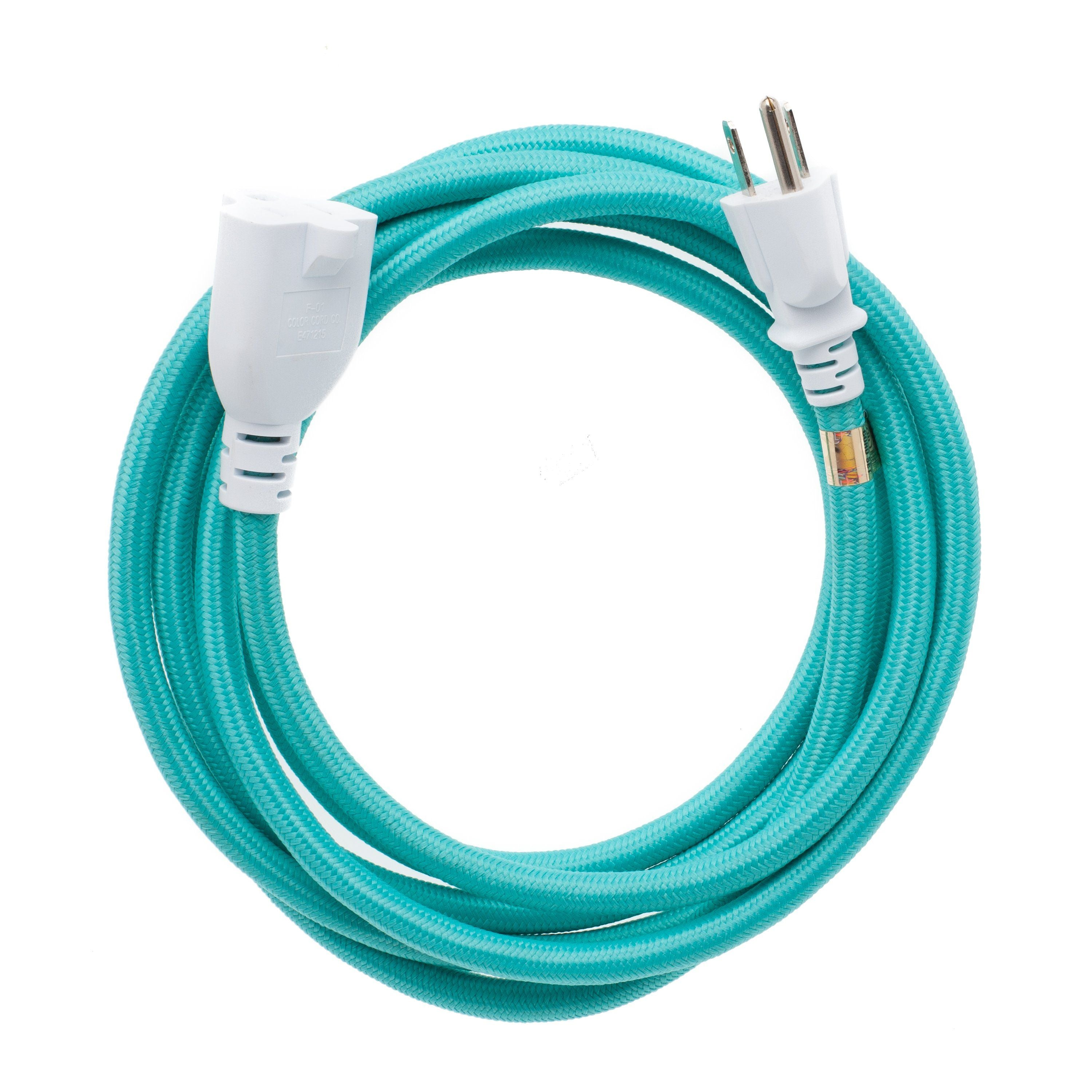 Cloth Extension Cord Color Company Wiring Shed