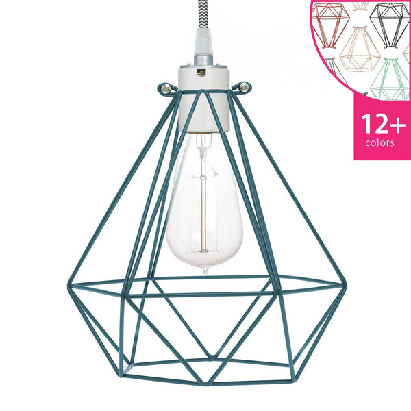 Geometrical Bulb Cages