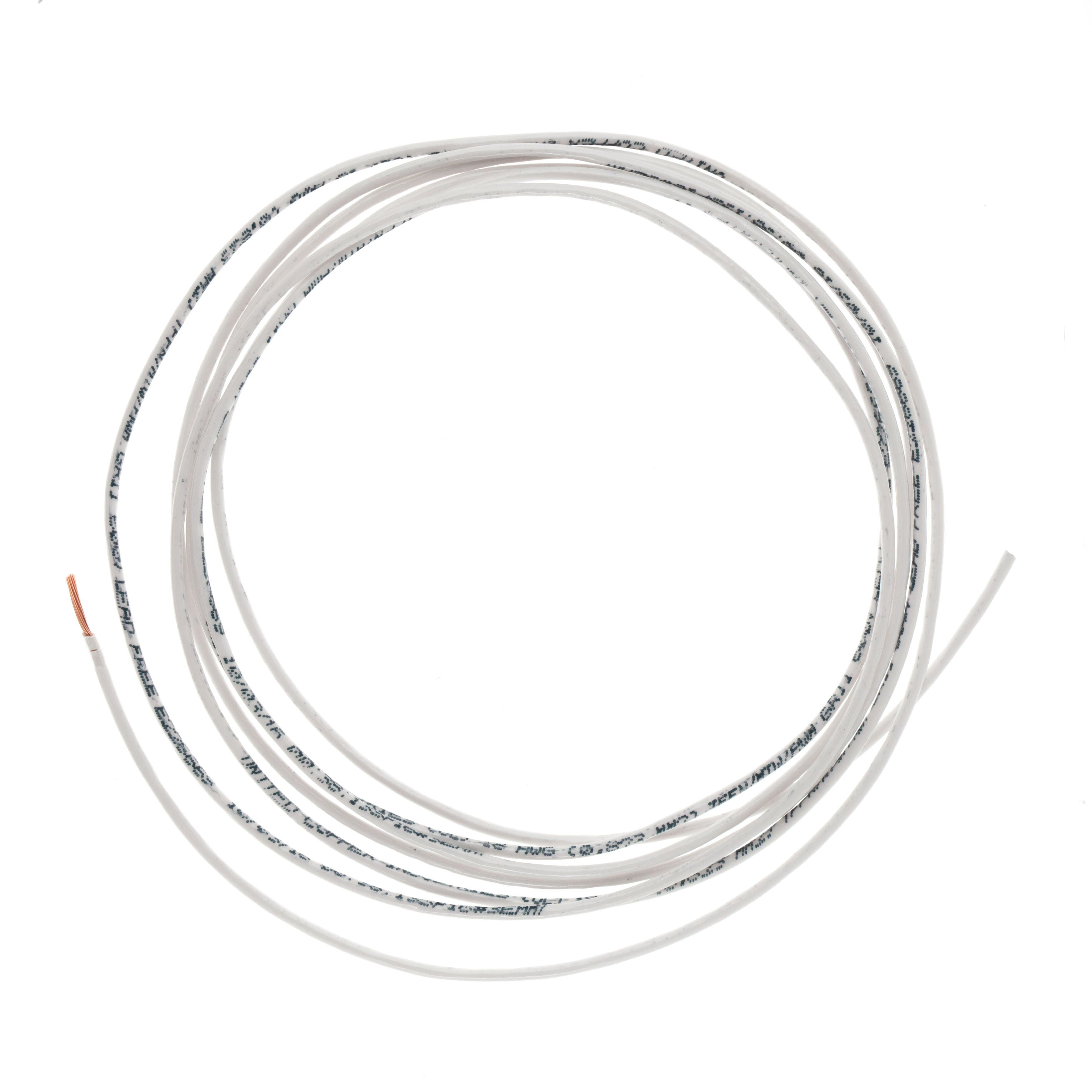 18g Stranded Copper Conductor Wire | Color Cord Company