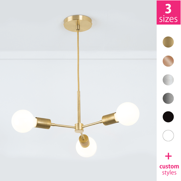 Trio Pendant Light