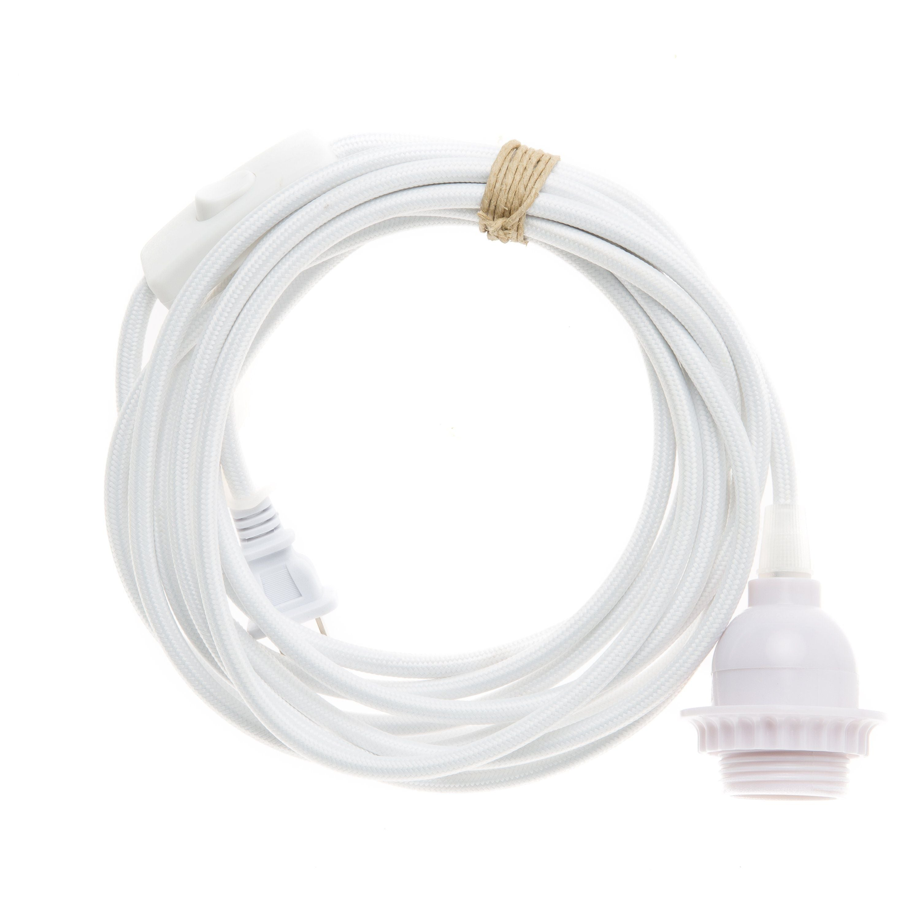 Plug In Pendant Light Cord Set Classic Color Company Wiring An Outlet With Red Black And White Wires
