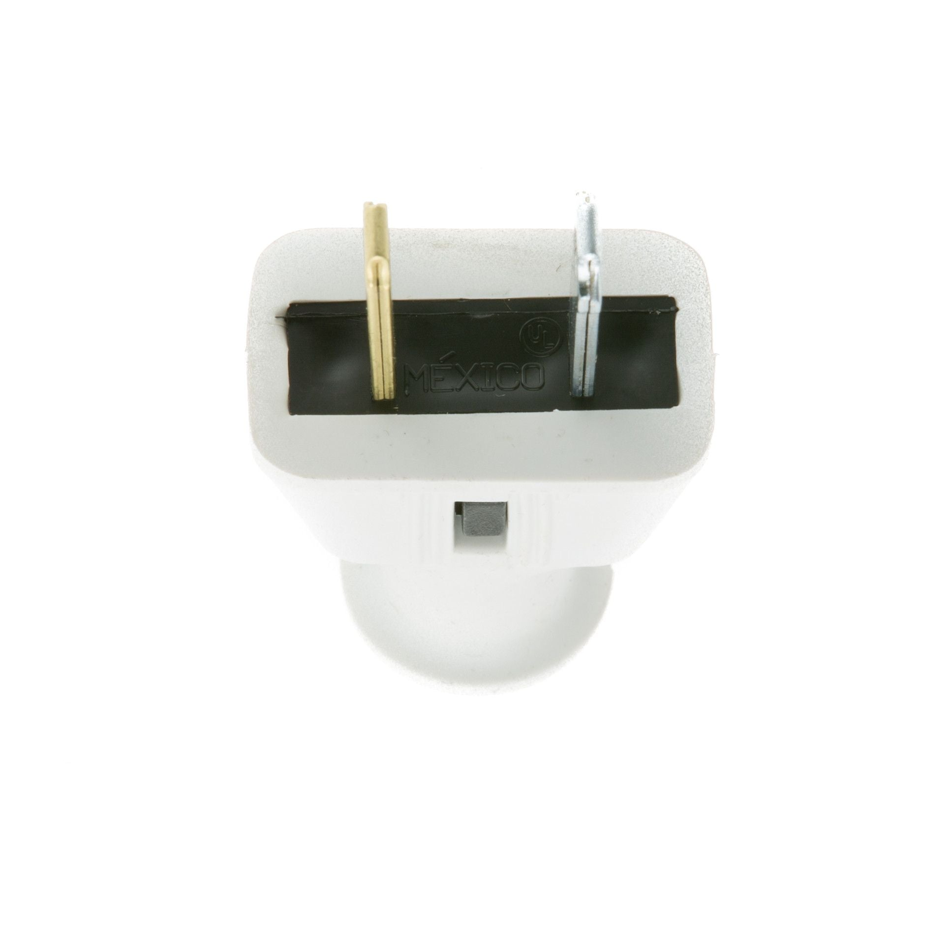 Rubber Plug End White Color Cord Company Wiring An Outlet With 2 Black