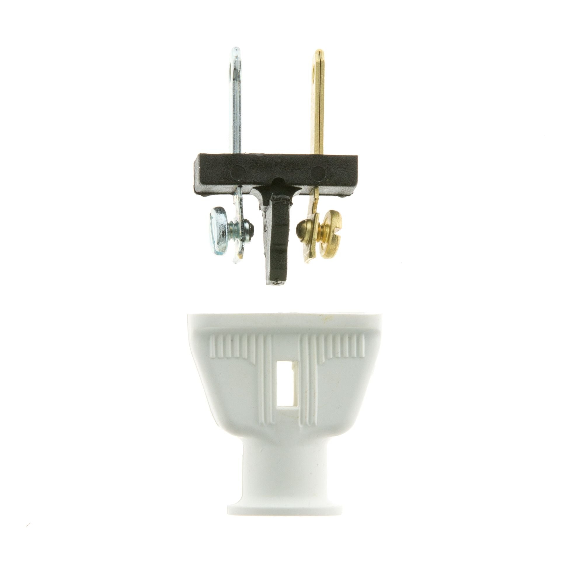 Rubber Plug End White Color Cord Company Wiring A Components