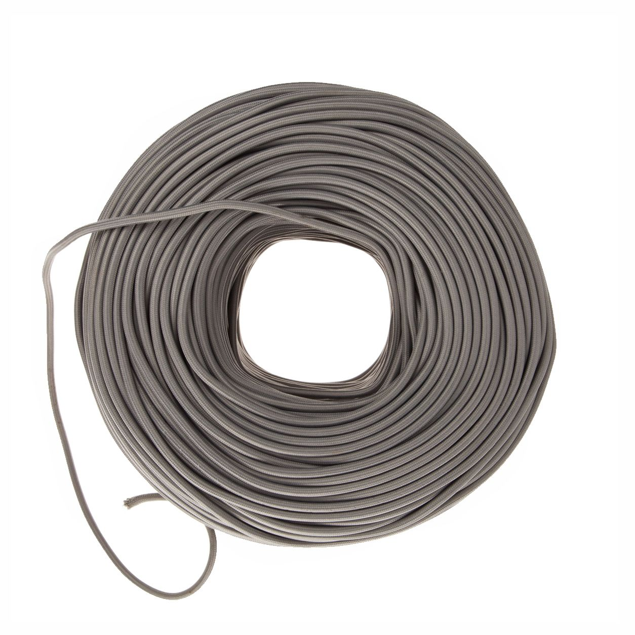 So Cord Listed 3 4 5 Conductor So Sow Cable Flexible Cored: Cloth Covered Wire - Gray