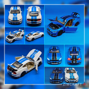 1:32 Scale GT350 Diecast Model (LIMITED QUANTITY)