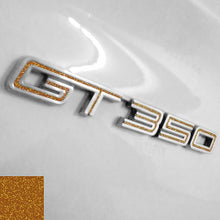 Load image into Gallery viewer, GT350 Fender Badge Insert Set
